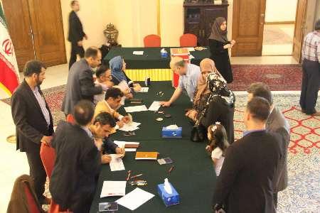 انتخابات ریاست جمهوری: آغاز رای گیری در شعبه های خارج از کشور/  اولین رای در نیوزیلند