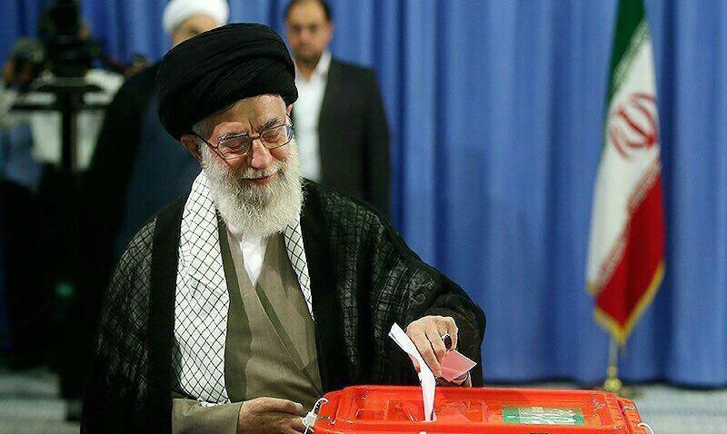 انتخابات ریاست جمهوری: آغاز رای گیری در سراسر ایران / مقام معظم رهبری رای دادند
