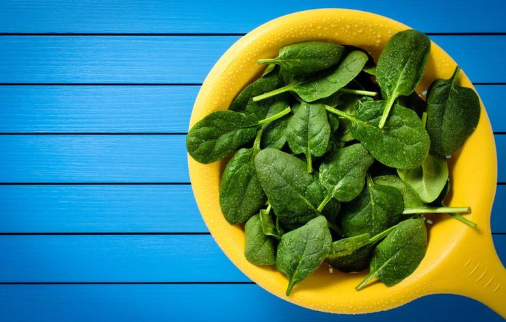 منابع گیاهی که بیش از گوشت آهن دارند