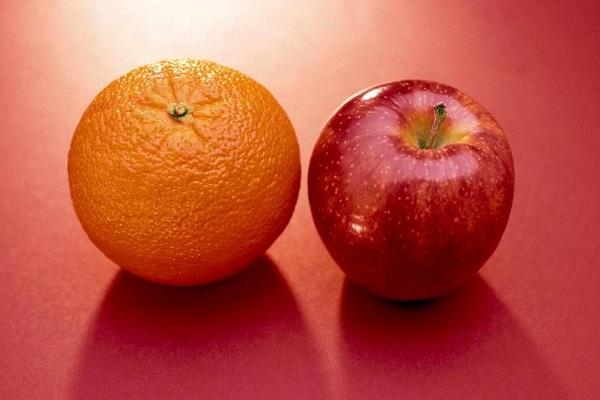 سیب در برابر پرتقال: کدام یک سالمتر است؟