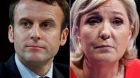 """انتخابات فرانسه به دور دوم رفت/ حمایت همه از """"ماکرون"""" در برابر """"ماری لوپن"""""""