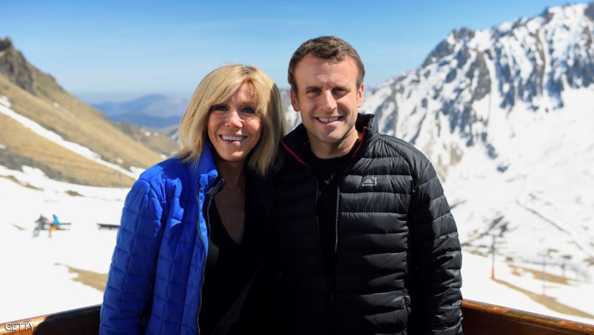 5  واقعیت شخصی درباره همسر رئیس جمهور احتمالی فرانسه