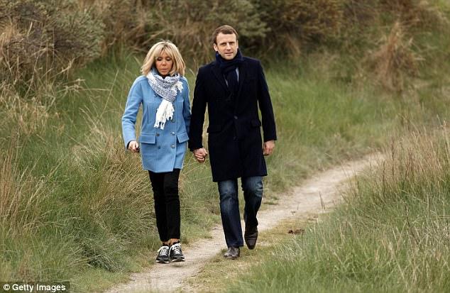 5  واقعیت جنجالی درباره همسر رئیس جمهور احتمالی فرانسه