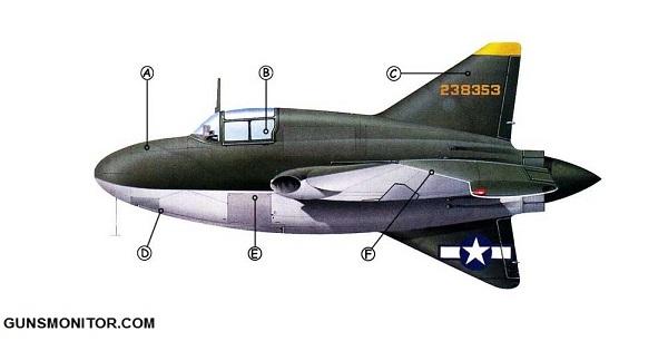 XP-56؛ گلوله سیاه(+عکس)