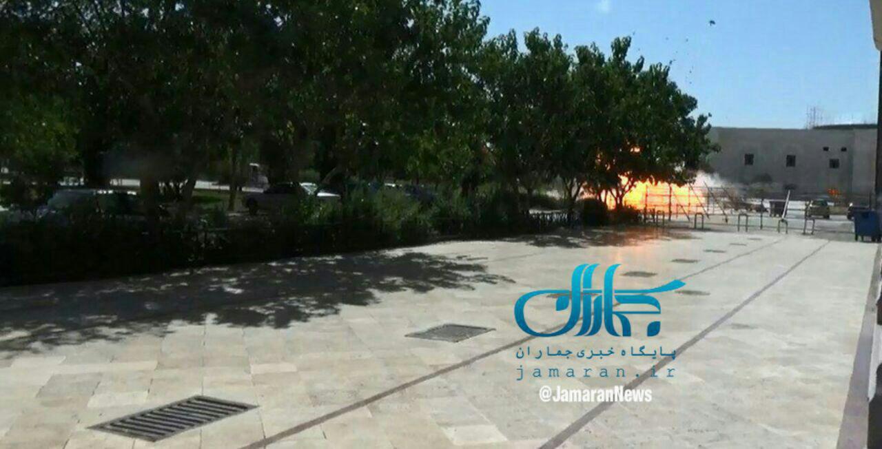 تیراندازی و انفجار انتحاری در حرم امام خمینی/ ادامه تیراندازی در مجلس / یک کشته و تعدادی زخمی