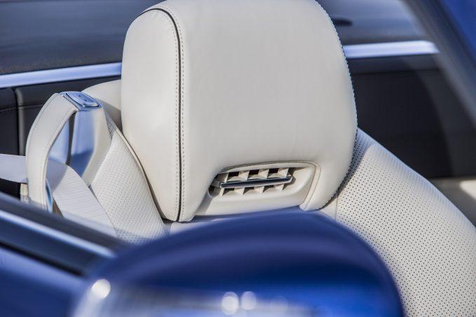 6 ویژگی در کانورتیبلهای بنز که که شما را عاشق رانندگی با این خودرو میکند