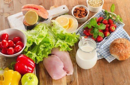 بهترین رژیم غذایی ضد سرطان