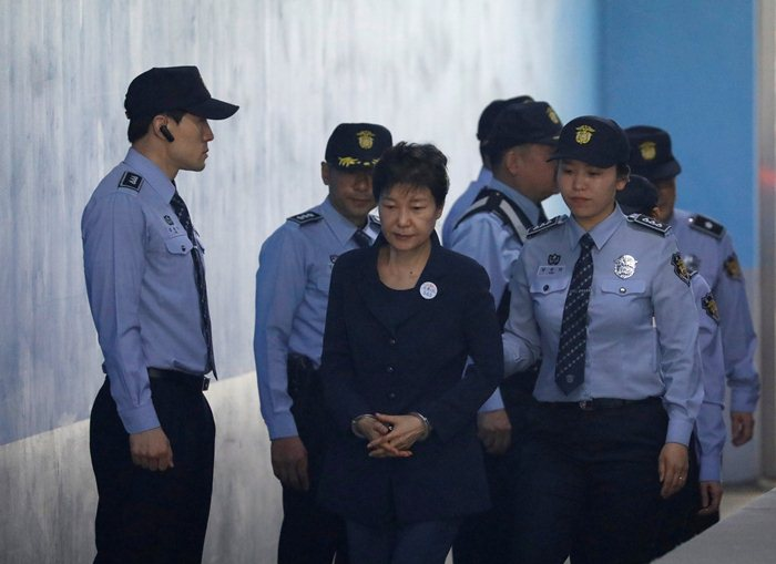 پارک گون هه» رئیس جمهور سابق کره جنوبی