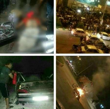 یک کشته در درگیری بزرگ طایفه ای در رامهرمز خوزستان
