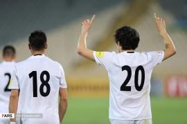 ایران 1 - 0 ازبکستان / گزارش زنده  (+گزارش تصویری)