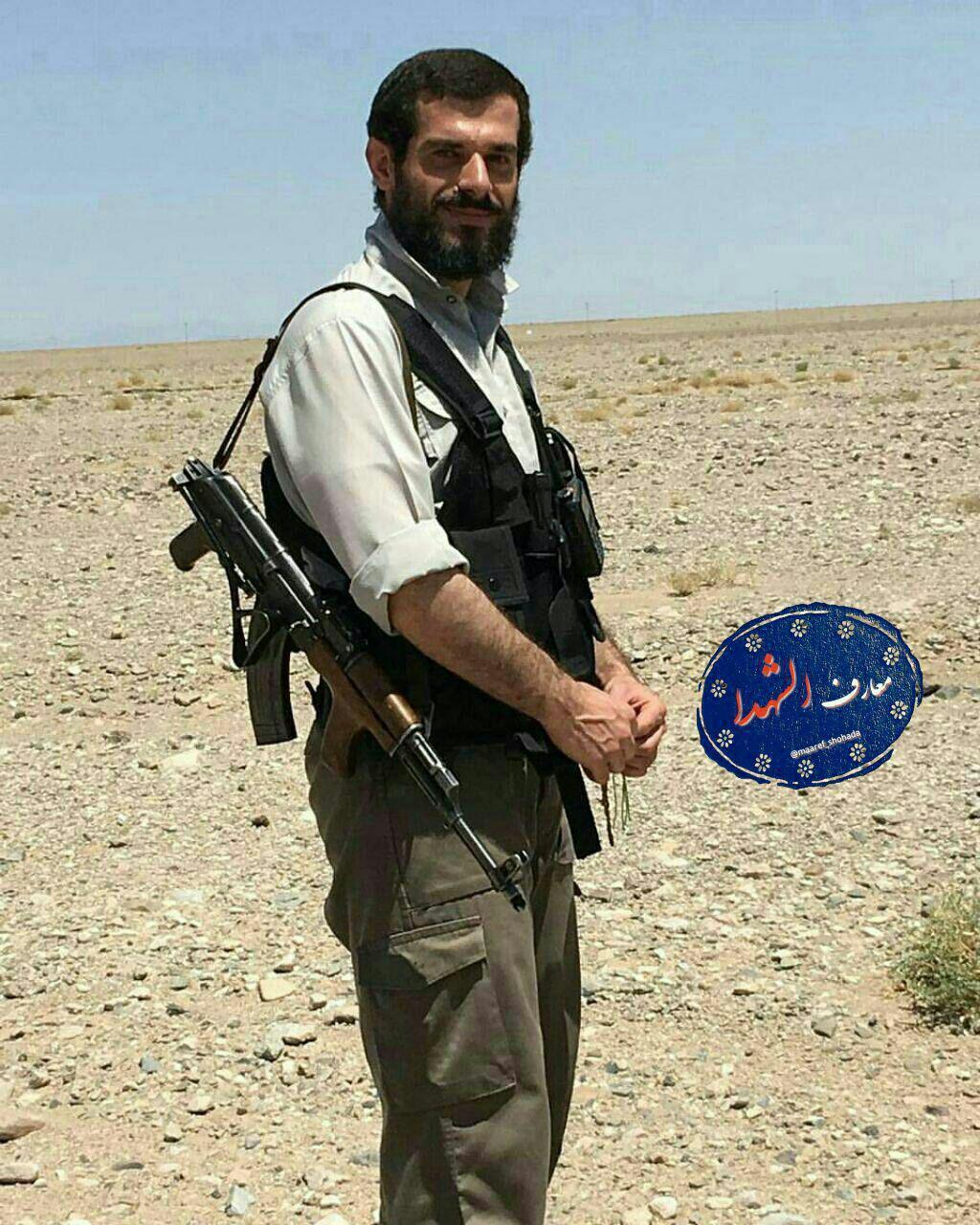شهید وزارت اطلاعات در عملیات چابهار