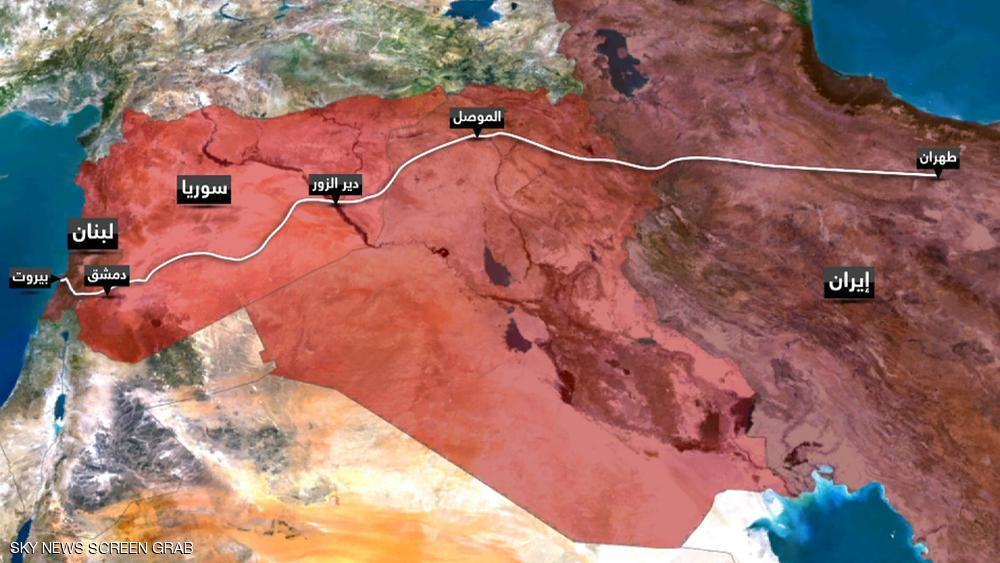 گاردین: ایران به هدفش رسید / ایجاد جزئی مسیر زمینی ایران – لبنان