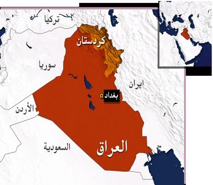 عراق: همهپرسی کردستان عراق