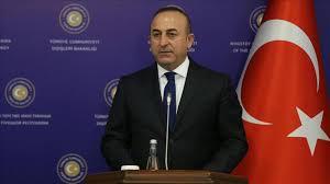 وزیر خارجه ترکیه: خواستار ارائه اسناد اتهامات عربستان و متحدانش علیه قطر هستیم
