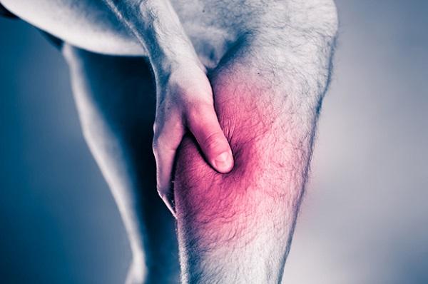 10 نشانه وجود لخته خون در پا