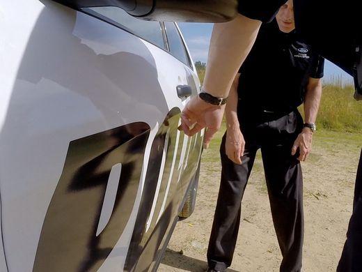 شاسیبلندها محبوبترین ماشینپلیسهای جهان/ تست ضد گلوله در ماشینپلیسهای آمریکایی