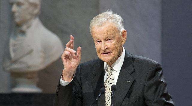 «برژینسکی» در سن ۸۹ سالگی درگذشت