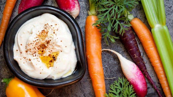 میان وعدههایی سالم برای کاهش کلسترول