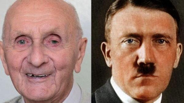 این مرد 128 ساله ادعا میکند که هیتلر است! (+عکس)