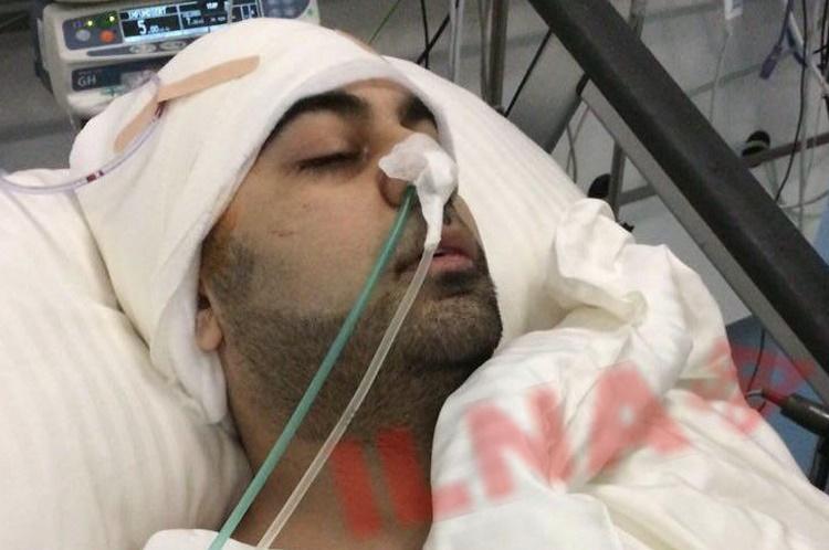 نخستین عکس از بهنام صفوی در آلمان/ پروفسور سمیعی خواننده پاپ را جراحی کرد