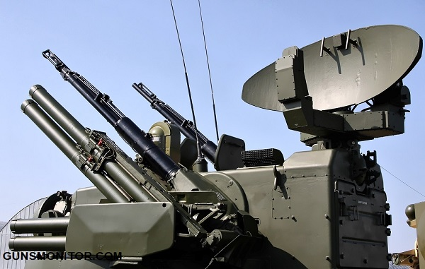 ضد هوایی خودکششی روس (+عکس)