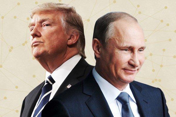 اولین مواجهه نزدیک ترامپ و پوتین؛ پر از حساسیت