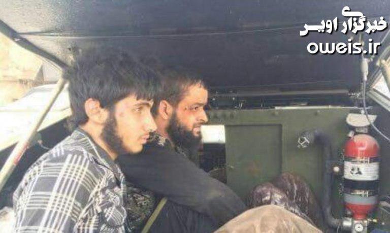 تکتیراندازان داعشی میان جمعیت آوارگان شناسایی شدند (+ عکس)