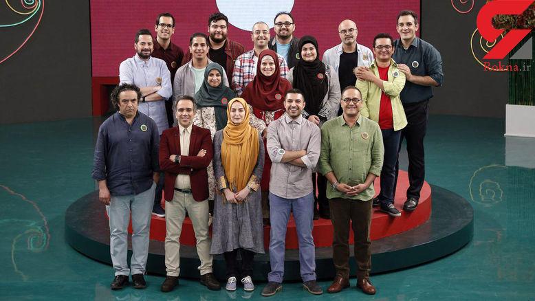 هدیه خنداننده شو به طنز ایران؛ نقد سیاسیون