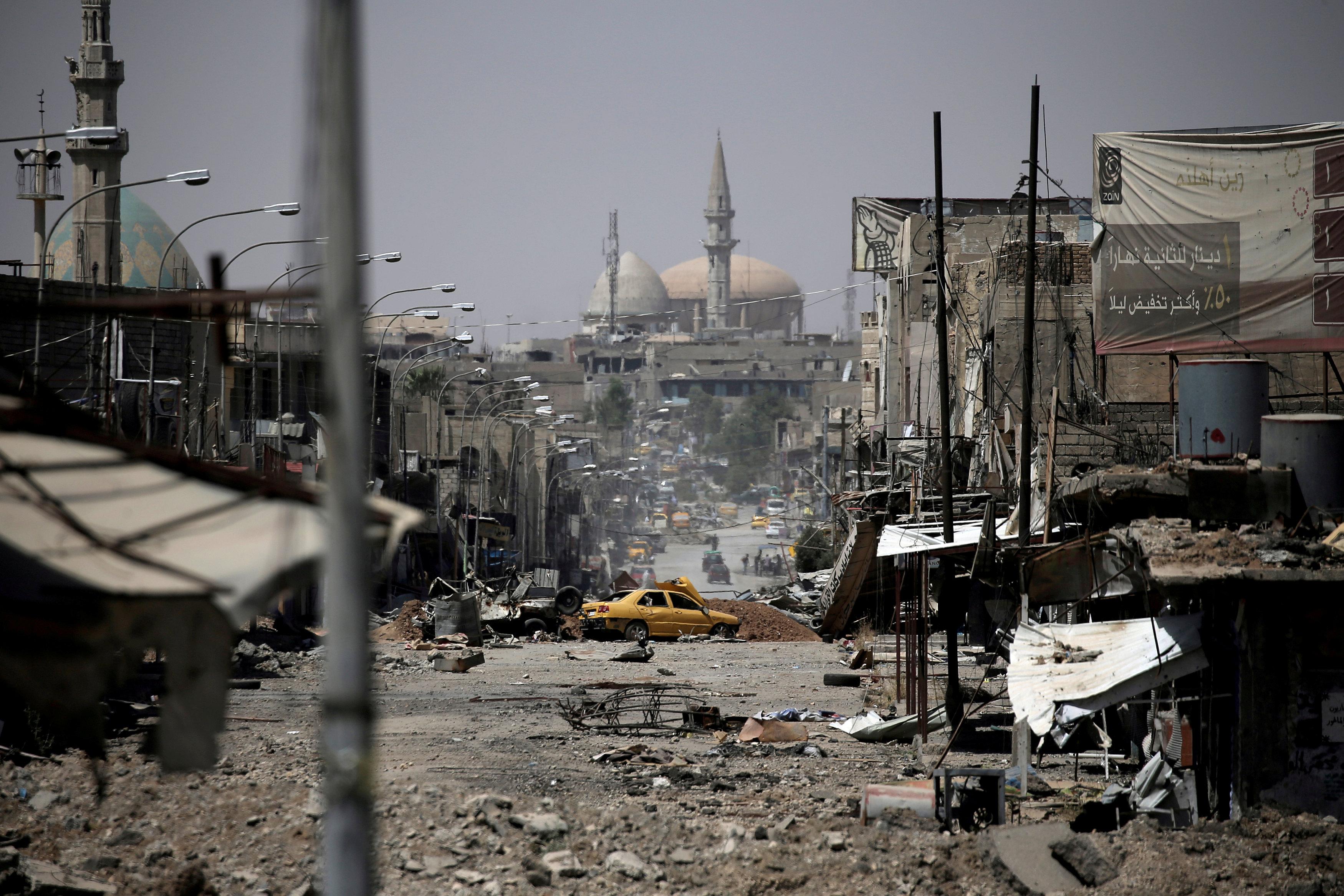 ویرانههای موصل پس از داعش به روایت تصویر
