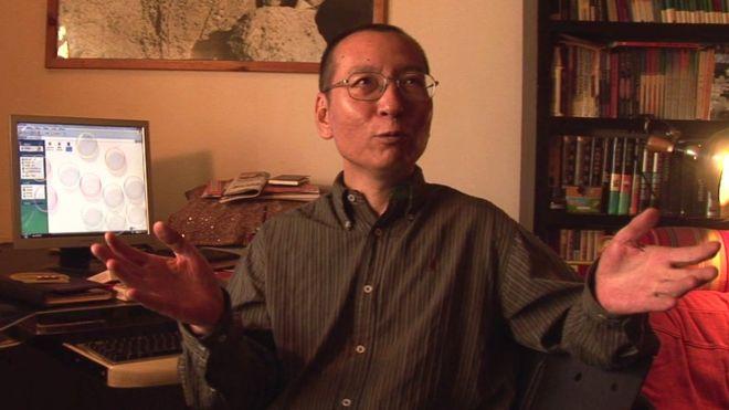 برنده چینی صلح نوبل درگذشت