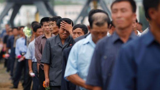 برده داری رهبر کره شمالی/ ساخت و ساز های جام جهانی روسیه با استفاده از کارگران کره شمالی
