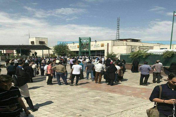 فوری / تیراندازی در مترو تهران / حمله با چاقو به مسافران / مهاجم کشته شد (+عکس و فیلم)