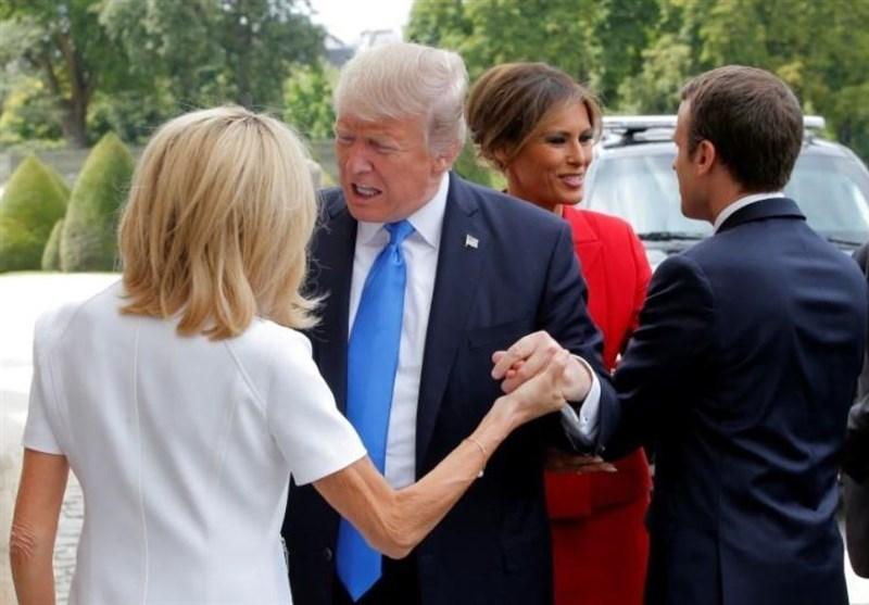 انتقاد وزیر خارجه استرالیا از اظهارات ترامپ درباره همسر ماکرون