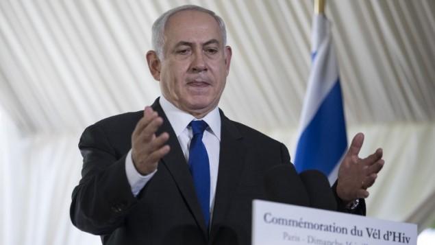 نتانیاهو: آتش بس جنوب سوریه به نفع ایران است