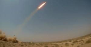 آزمایش اولین موشک ساخت عراق (+عکس)