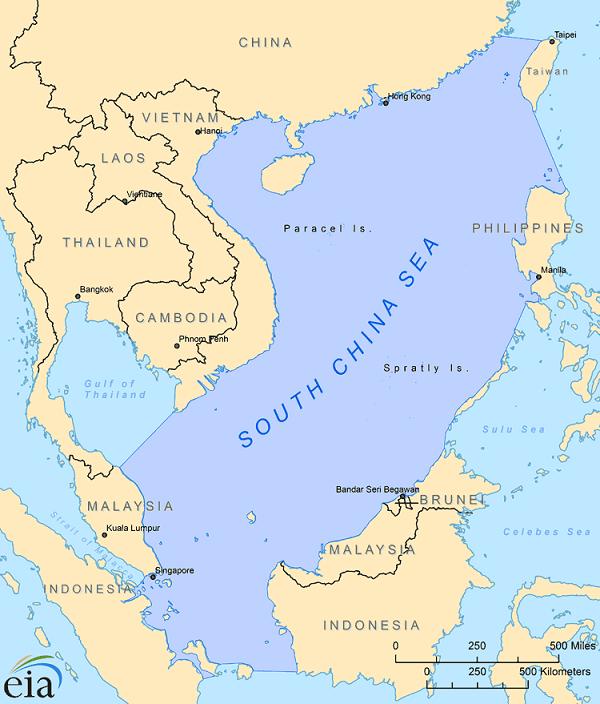 اندونزی: تغییر نام بخشی از دریای چین جنوبی برای اعلام حاکمیت