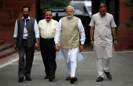 رایگیری برای انتخاب رئیسجمهوری هند آغاز شد