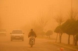 گرد و غبار 23 کرمانی را راهی بیمارستان کرد