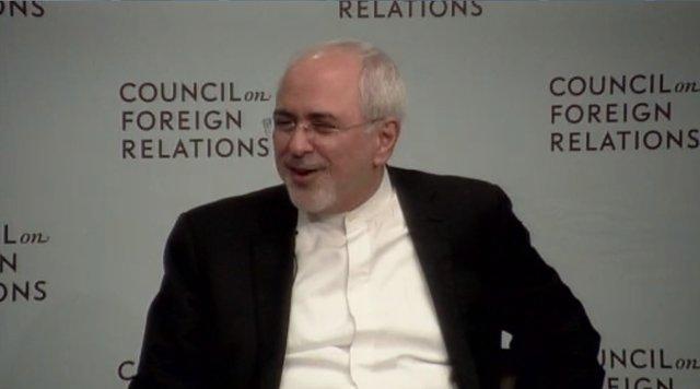 ظریف: سیاست تغییر رژیم در ایران جواب نمیدهد