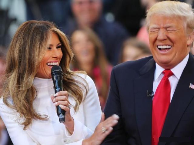 برلوسکونی: جذابترین ویژگی ترامپ همسرش ملانیاست!