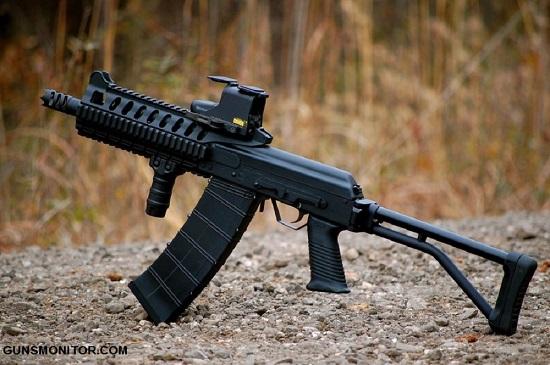اسلحه ای از نسل الکساندر یکم! (+عکس)