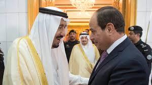 تماس تلفنی ملک سلمان و سیسی/ مصر 2 راه پیش روی قطر گذاشت