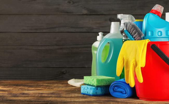 بدترین مواد در برخی از محصولات پاک کننده خانگی