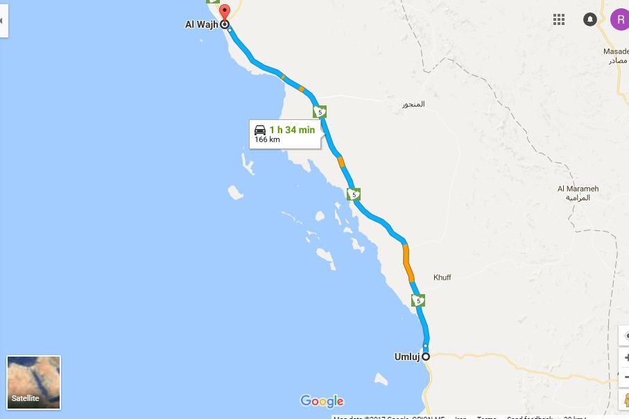 رونمایی از بزرگترین طرح گردشگری سعودی در ساحل دریای سرخ / 200 کیلومتر خط ساحلی و 50 جزیره (+عکس و فیلم)