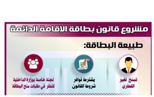 قطر: اعطای اقامت دائم به اتباع خارجی (+ شرایط)