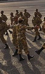 4 کشته و 12 زخمی در شلیک یک سربازی به سمت هم خدمتی ها / ضارب کشته شد