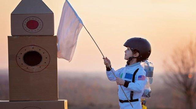 پسر 9 ساله خواستار کار در ناسا شد!