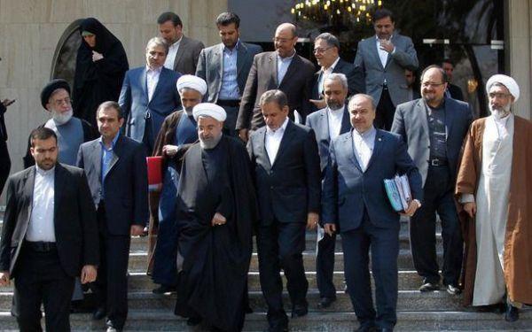 به کابینه روحانی اینگونه نگاه کنید؛ دولت اعتدالیها