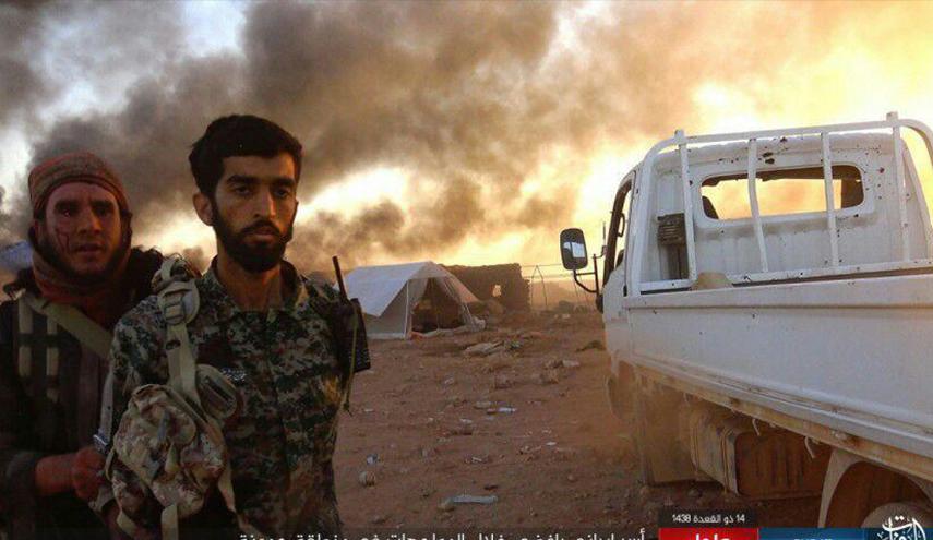 ادعای داعش درباره اسارت یک ایرانی! (+ عکس)