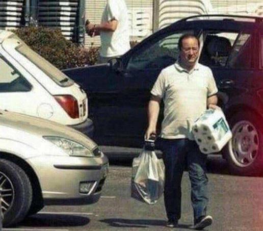 عکسی که مایه حسرت کاربران ایرانی شد!